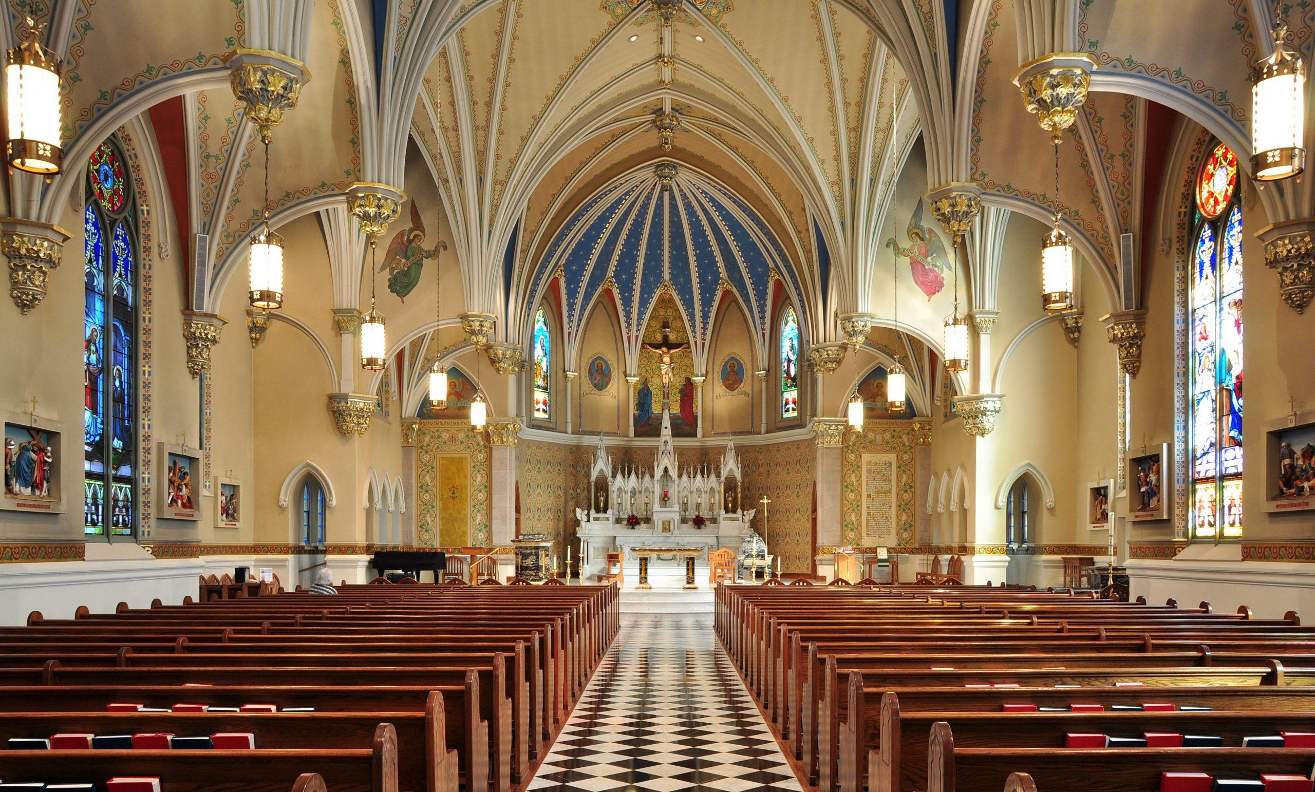 Werkgroep Kerkenwerk overhandigt Manifest Gelovigen nemen het woord aan bisschoppen